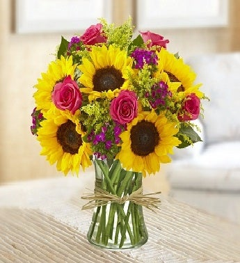 Sunflower Lovers Bouquet