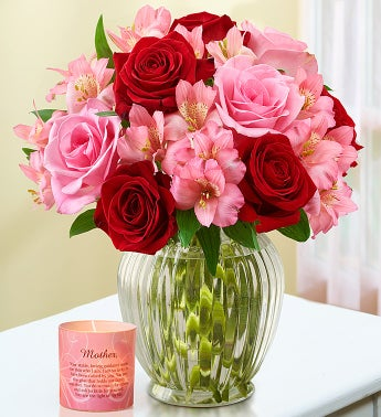 Marvelous Mom Medley + Free Vase