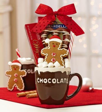 Very Merry Holiday Treats Gift Mug