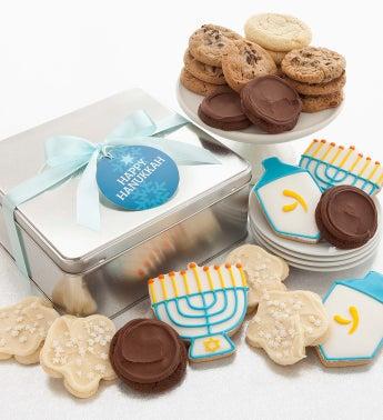 Cheryl's Hanukkah Gift Tin-Med