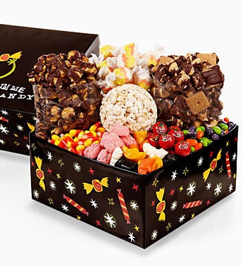 The Popcorn Factory� Gimme Candy Sampler Box