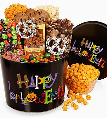 The Popcorn Factory� Halloween Snack Asst