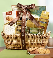 Regal Thank You Gourmet Gift Basket