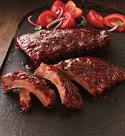 BBQ Pork Ribs -�Heat & Serve�- Stock Yards
