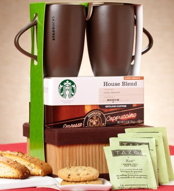 Starbucks Warm Wishes Mug Gift