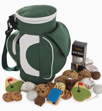 Cheryl's Father's Day Golf Cooler w/Treats