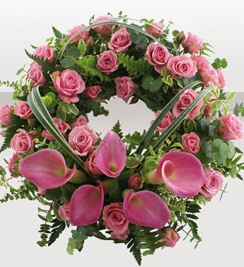 Luxury Wreath for Sympathy