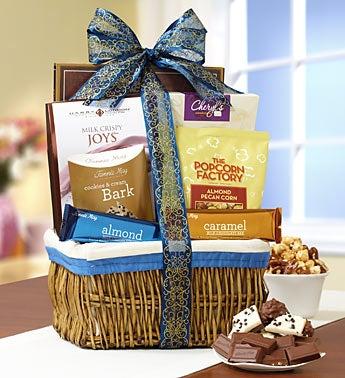Sweet Indulgence Gourmet Gift Basket