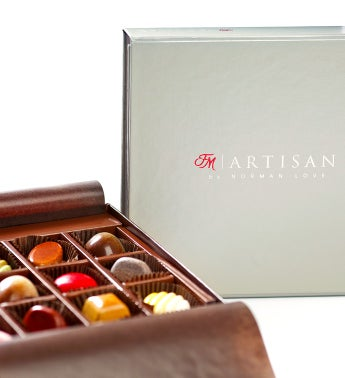Fannie May� 12 Piece Artisan Chocolates