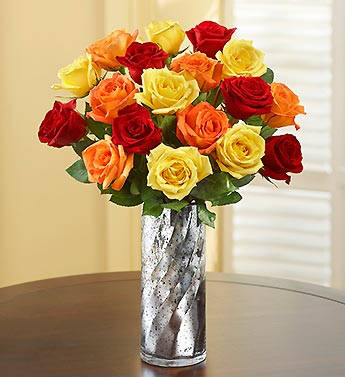 Autumn Roses: Buy 12, Get 6 Free