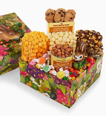 The Popcorn Factory� Garden Bunny Sampler