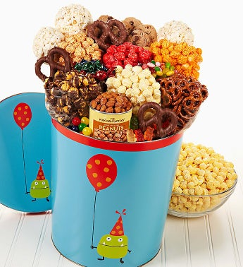 The Popcorn Factory� Little Monster Deluxe Asst