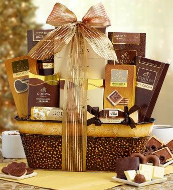 Grande Godiva� Indulgence Gift Basket