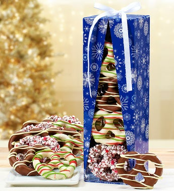 Harry London� Gourmet Chocolate Covered Pretzels