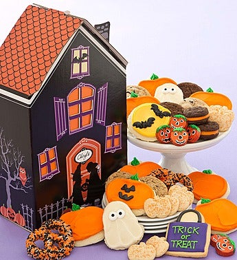 Cheryl's Haunted House Treats Box