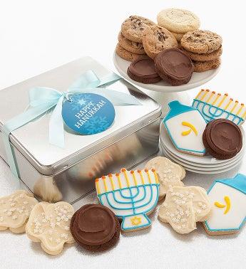 Cheryl's Hanukkah Gift Tin