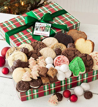 Cheryl's Warm Wishes Bakery Assortment Box