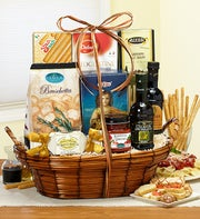 Grand Cucina Rustica Italian Gift Basket