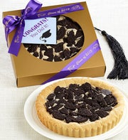 Congrats Grad! Irresistible Oreo Cookie Pie