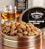 Jack Daniel's Whiskey Praline Pecan Tin