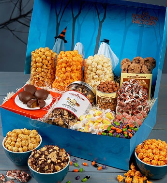Popcorn Factory� Trick or Trees Snacker's Gift