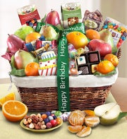 fruit basket gift for birthday