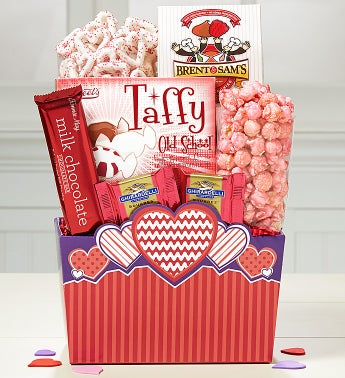 Valentine's Day Sweets Box