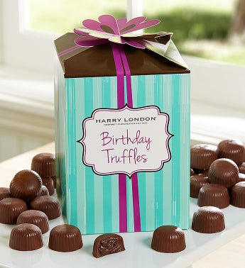 Harry London� Birthday Truffles