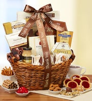 Thank You Tranquil Afternoon Gift Basket