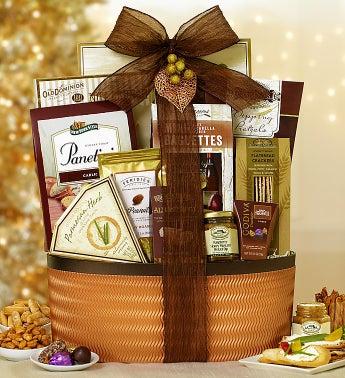Tempting Tastes Gourmet Gift Basket