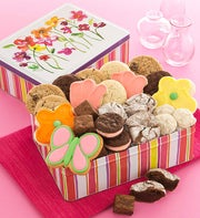 Cheryl's Mothers Day Tin With Treats 26ct