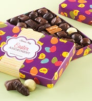 Fannie May Asst Choc Easter Chick Wrap