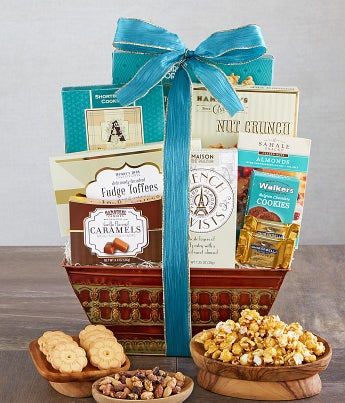 Majestic Grandeur Gourmet Gift Basket