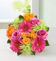 Vibrant Blooms Bouquet