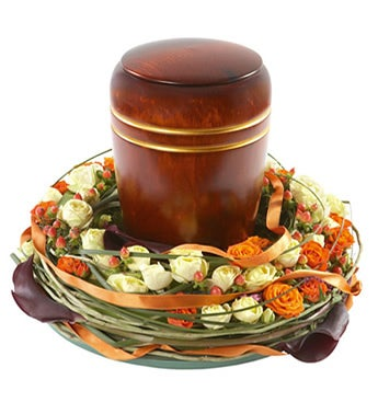 Eternal Bond Urn Decoration