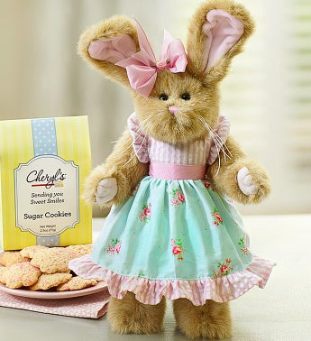 Bearington� Bunny with Cookies