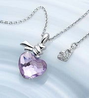 SWAROVSKI� Ties of Love Pendant Necklace
