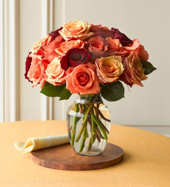 autumn roses martha stewart