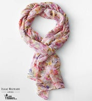Isaac Mizrahi Floral Scarf
