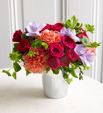 Vibrant Bloom Bouquet by Martha Stewart