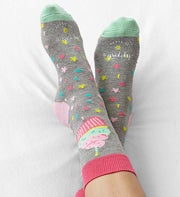 Good Day™ Birthday Socks for Women