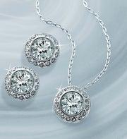 SWAROVSKI® Angelic Crystal Jewelry Set