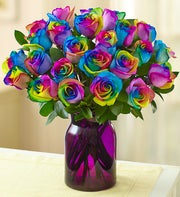 /Kaleidoscope Roses, 12-24 Stems