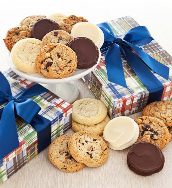 Cheryl's Fathers Day Assorted Cookies Box 12ct