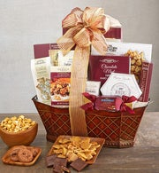 Elegant Fare Gourmet Gift Basket