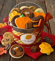 "Cheryl's ""With Thanks"" Treats Pail"