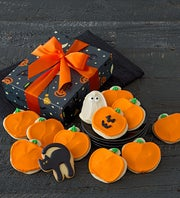 Cheryls Halloween Buttercream Cut-Outs Gift Box