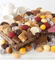 Mrs Beasley's Sympathy Dessert Basket