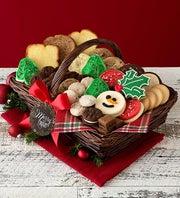 Cheryl's Holiday Entertainment Gift Basket