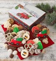 Cheryl's Holiday Tree Trimming Bakery Box